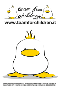 team for children Padova