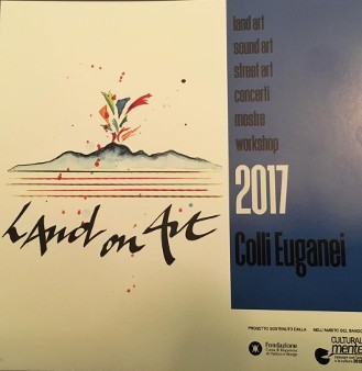 Land on Art festival 2017 Colli Euganei