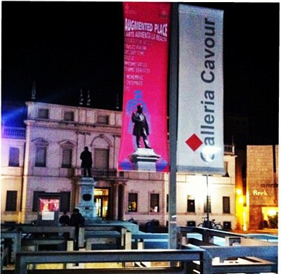 Galleria Civica Cavour spazi espositivi a Padova dove vedere una mostra a Padova