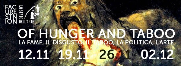Of Hunger and Taboo FAC Padova