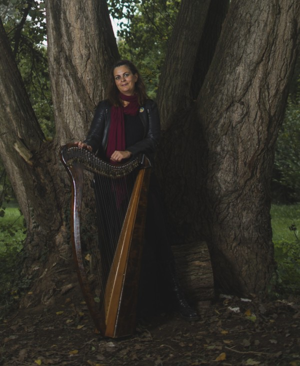 Sophie The Harp musica irlandese a Padova