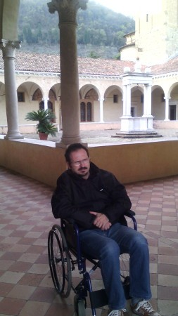 Domenico Zema viaggiarepertutti.it turismo accessibile