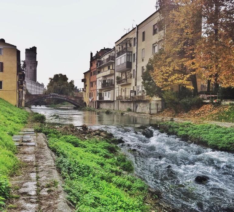 visitare Padova città d'acque