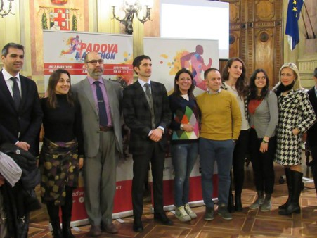 padova marathon charity program team for children