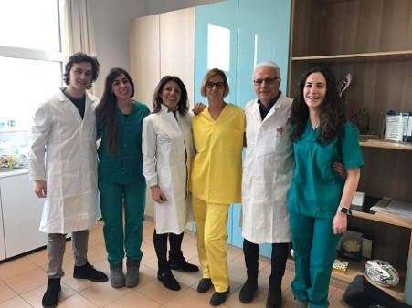 Team for Children clinica di Oncoematologia pediatrica di Padova