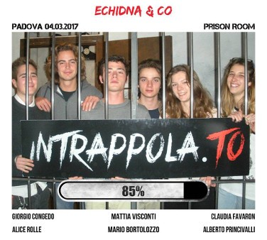 Intrappola.To Escape room a Padova