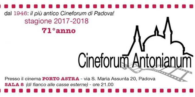 Cineforum Antonianum Padova - Cinema Padova