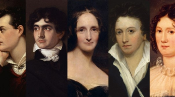 Mary e Percy Shelley, Lord Byron, romanzo gotico lago di Gienevra