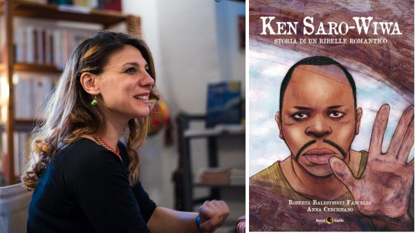 graphic novel Ken Saro Wiwa