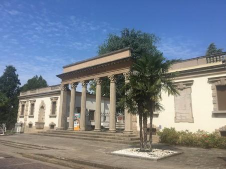 Giardini del Montirone ad Abano Terme. L'area archeologica dell'antica sorgente termale