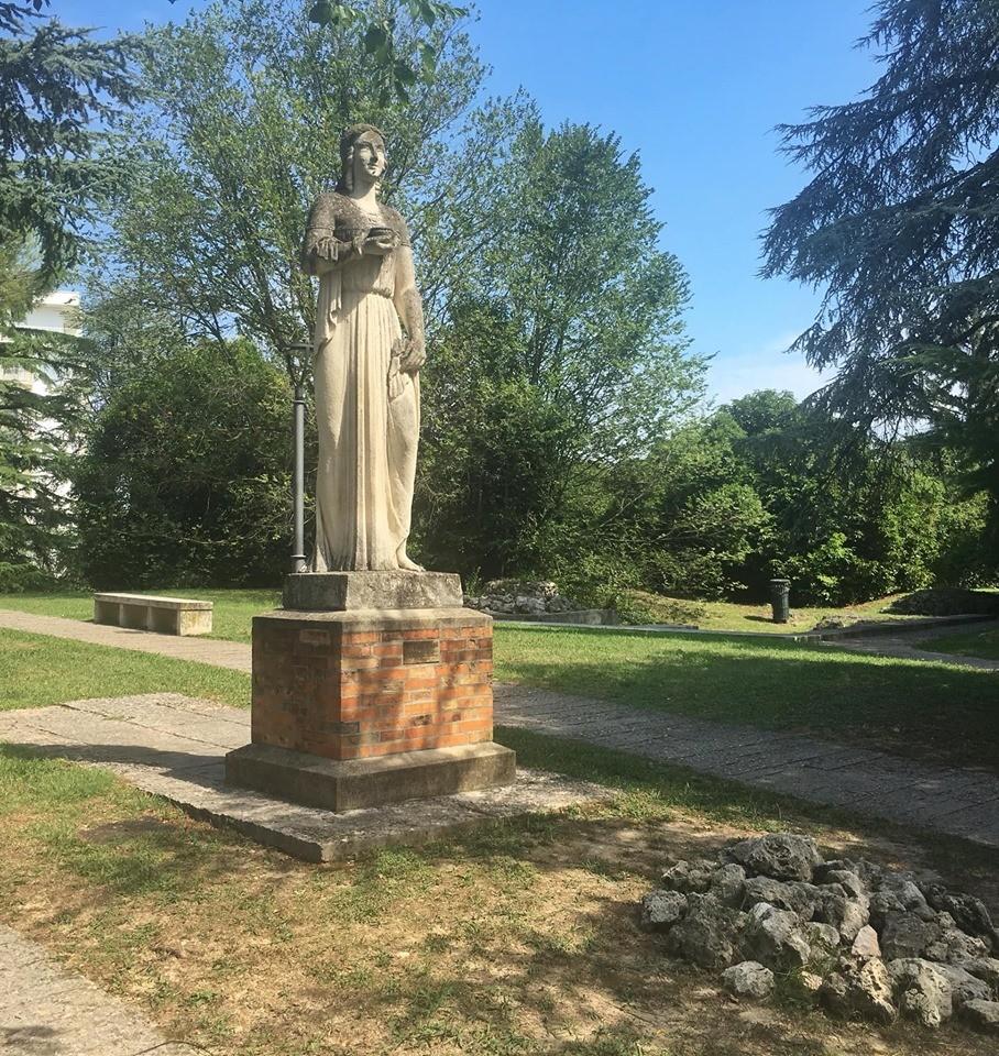 giardini del Montirone dea Igea