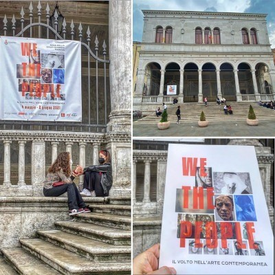 mostra We The People Padova